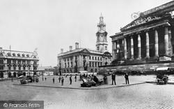 Market Square 1906, Preston