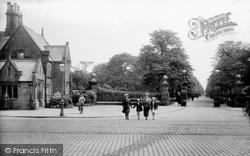Moor Park 1924, Preston