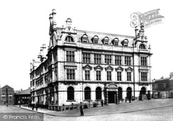 New Post Office 1903, Preston