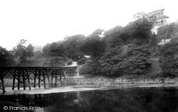 Old Tram Bridge 1893, Preston