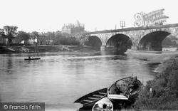 On The River Ribble 1894, Preston
