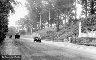 Preston, Penwortham Hill 1921