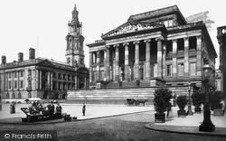 Sessions House, Harris Museum, Library & Art Gallery 1913, Preston