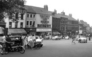 Preston, Shops in Friargate c1960