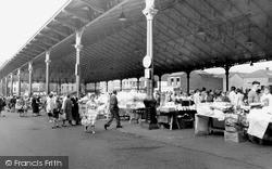 The Market c.1960, Preston
