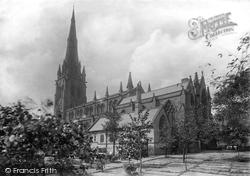 The Parish Church 1893, Preston