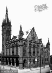 Town Hall 1893, Preston