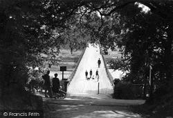 Tram Bridge c.1955, Preston