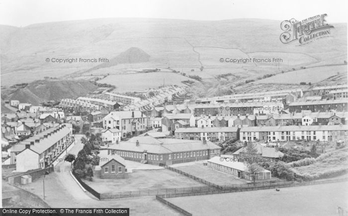 Photo of Price Town, c.1955
