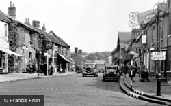 Princes Risborough, High Street c.1955