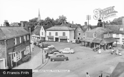Princes Risborough, Market Square c.1960