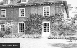 Princes Risborough, The Manor House 1951