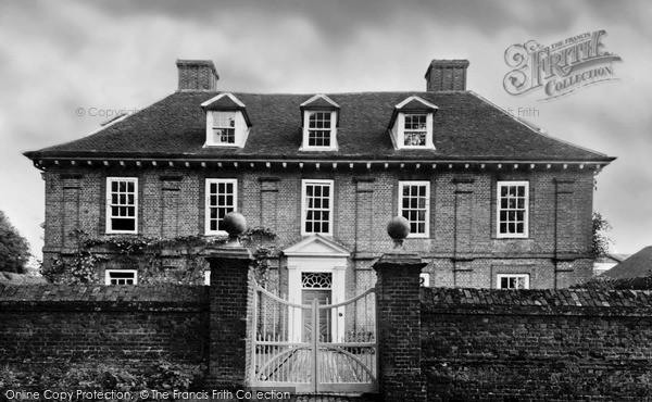 Photo of Princes Risborough, The Manor House, National Trust c.1955