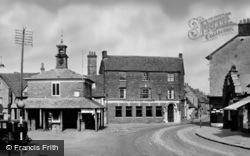 Princes Risborough, The Market House c.1955