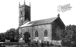 Princetown, Church Of St Michael And All Angels 1898
