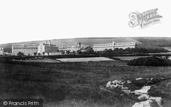 Princetown, Dartmoor Prison 1898