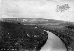 Dartmoor Prison 1910, Princetown