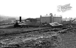Princetown, Dartmoor Prison c.1955