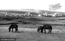 Princetown, Dartmoor Prison c.1965