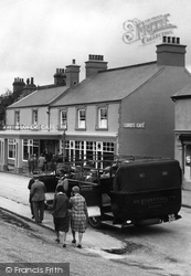Princetown, Lord's Cafe 1931