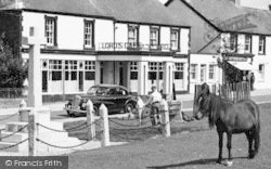 Princetown, Lord's Cafe c.1955