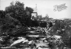 Oakery Bridge 1898, Princetown