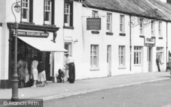 Princetown, Prince's Country Hotel c.1955