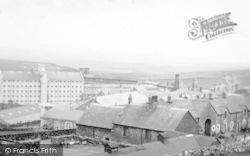 Princetown, Prison c.1890