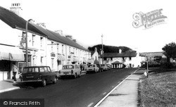 Princetown, Tavistock Road c.1965