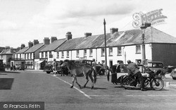Princetown, The Square c.1955