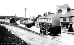Princetown, The Town 1931