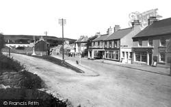 Princetown, Town Centre 1935