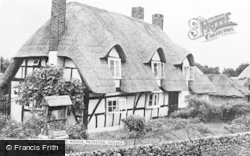 Prinsted, The Old House c.1955