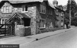 Prinsted, The Thatch c.1965