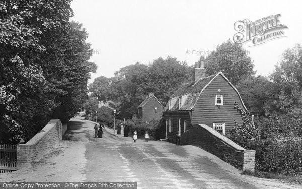 Prittlewell, Village 1891