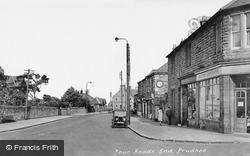 Prudhoe, Four Roads End c.1955