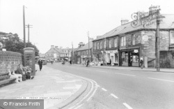 Prudhoe, Front Street c.1955