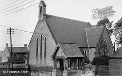 Prudhoe, St Mary Magdalene Church c.1955