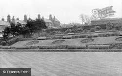 Prudhoe, The Park And Bowling Green c.1955