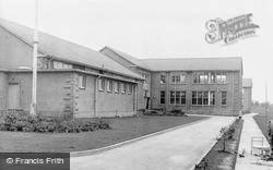 Prudhoe, The Secondary Modern School c.1955