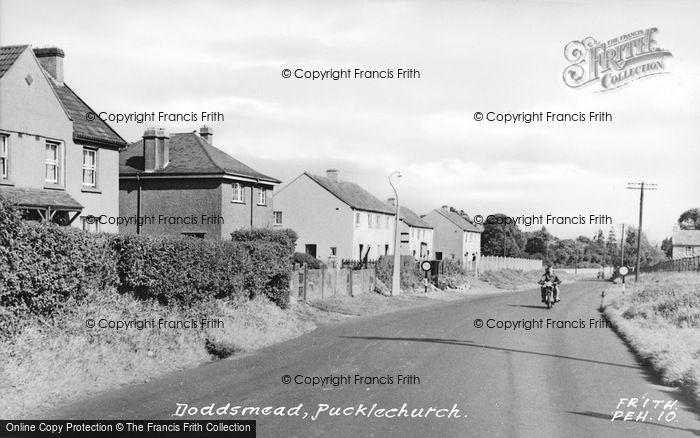 Photo of Pucklechurch, Doddsmead c.1955