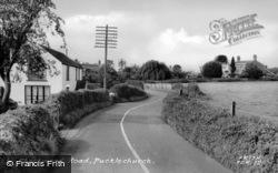 Shortwood Road c.1960, Pucklechurch