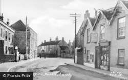 The Post Office c.1960, Pucklechurch