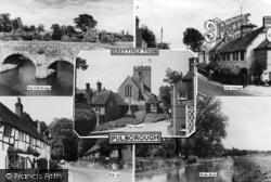 Pulborough, Composite c.1960