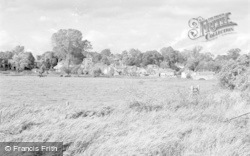 Pulborough, General View 1957