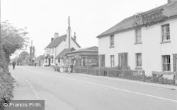 Pulborough, High Street 1957