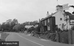 Pulborough, Mare Hill Road 1957