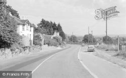 Pulborough, Mare Hill Road 1959