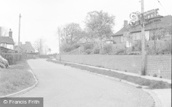 Pulborough, Moat Lane 1957