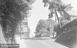 Pulborough, Near The Chequers 1949